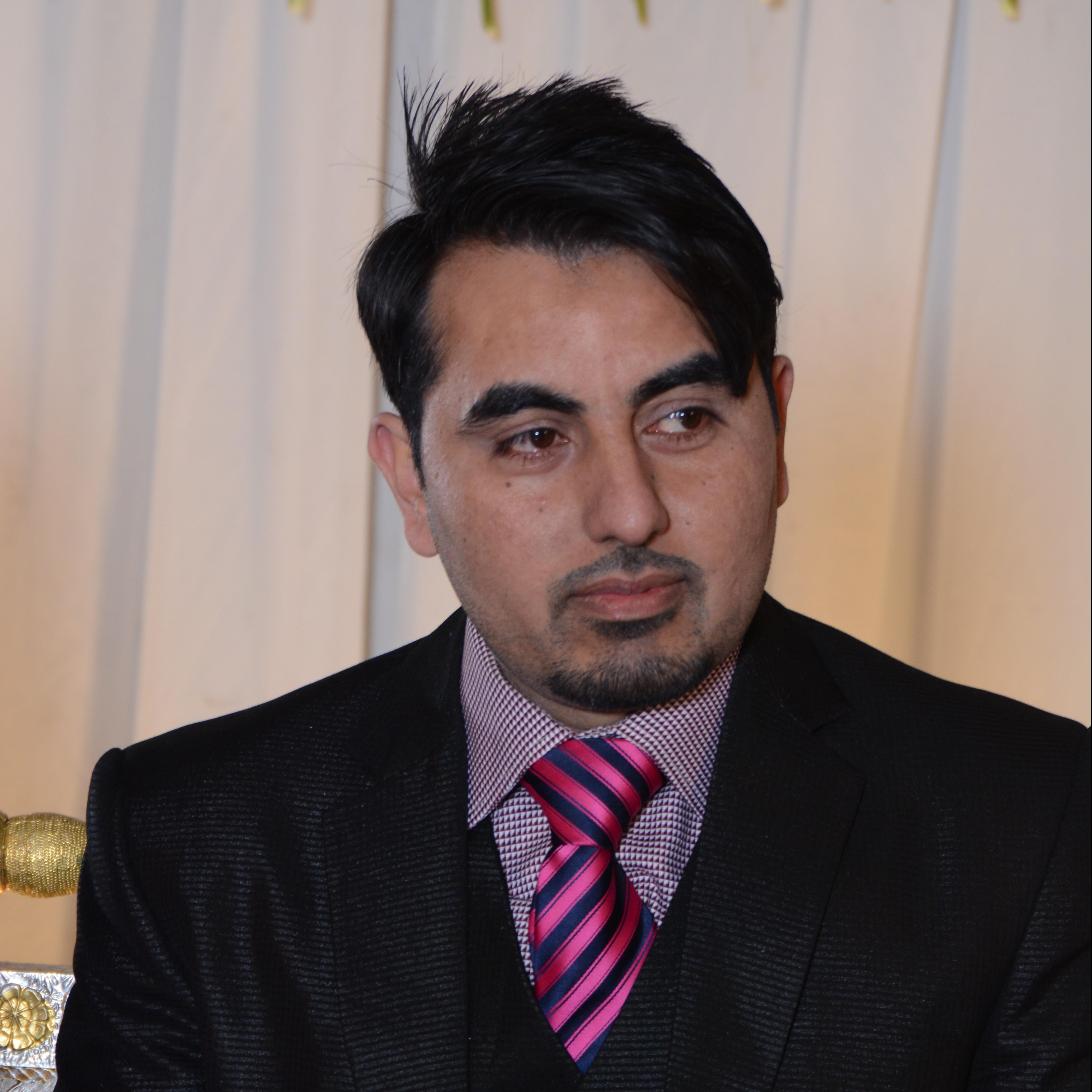 Chaudhary Muhammad Aqdus Ilyas
