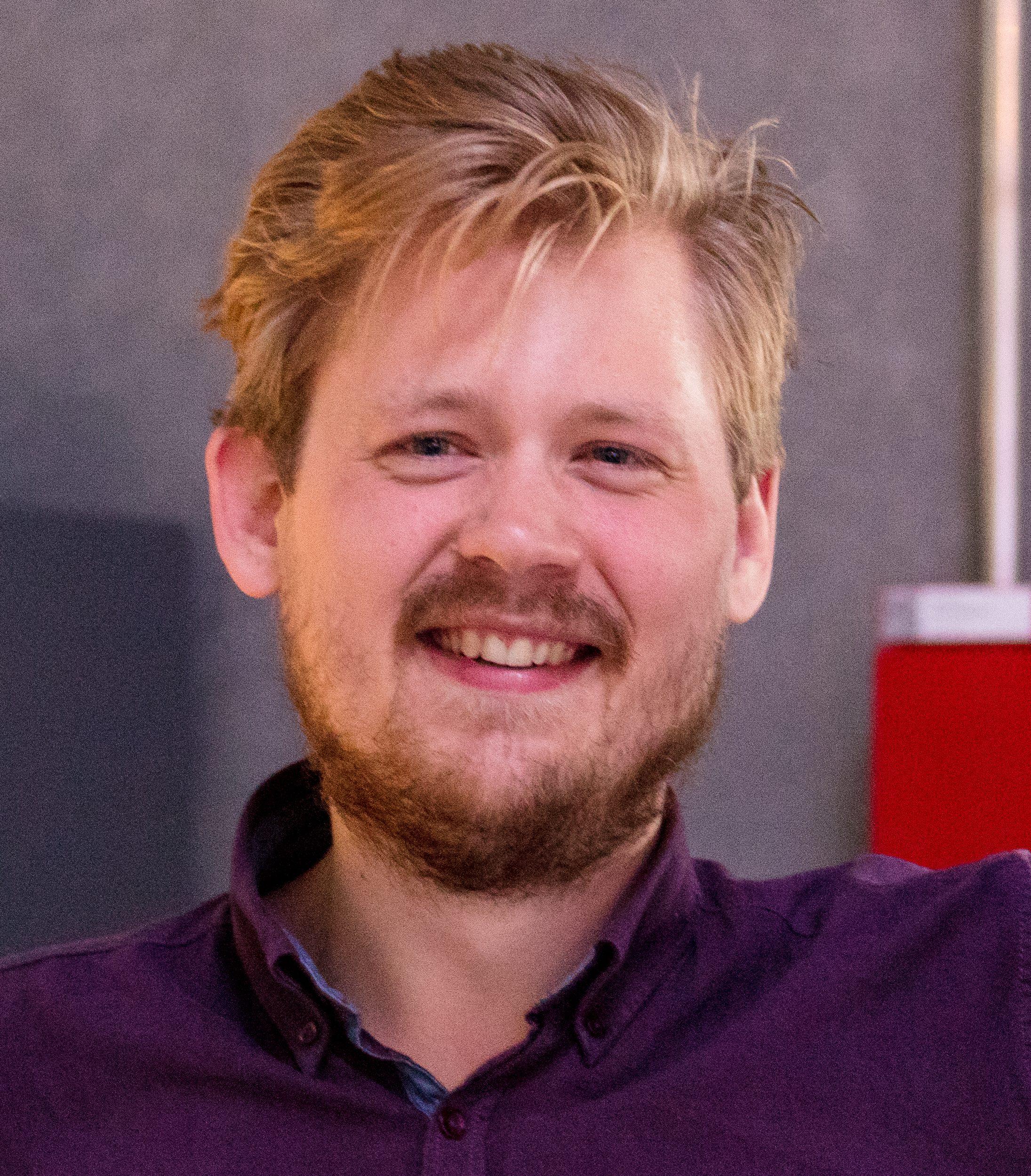 Kasper Skou Ladefoged